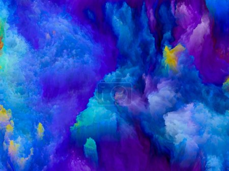 Virtual Colors background