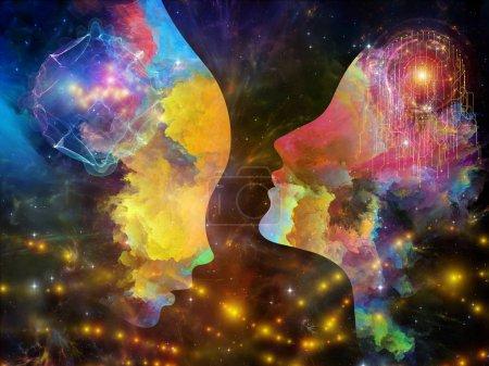 Paradigm of Inner Colors