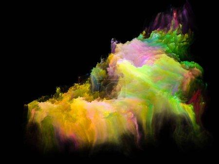 Colorful Fractal Brush