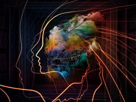Visualization of Thought Patterns