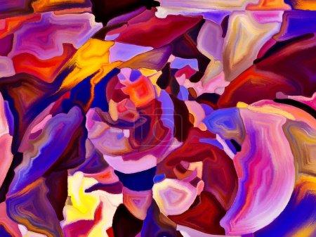 Organic Hues background