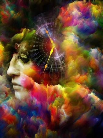 Surreal Portrait concept