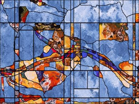 Energy of Leaded Glass