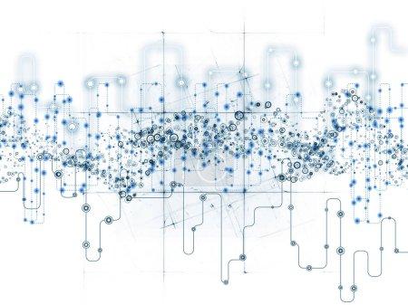 Visualization of Data Transfers