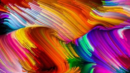 Vision of Liquid Color