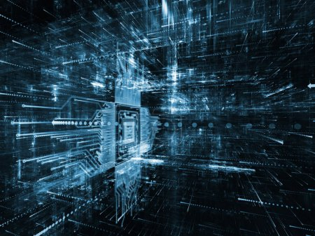 Conceptual Digital World