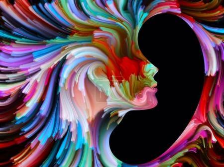 Acceleration of Paint