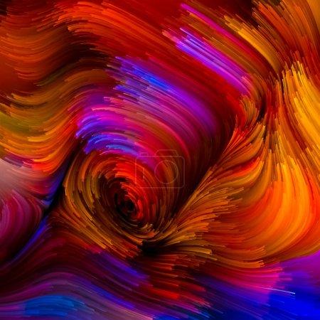 Kiss of Liquid Color