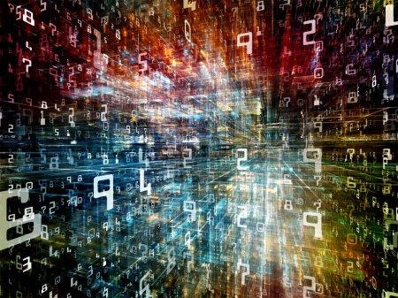Paradigm of Digital Space