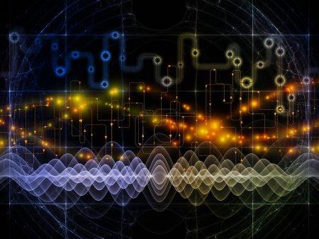 Energy of Data Flow