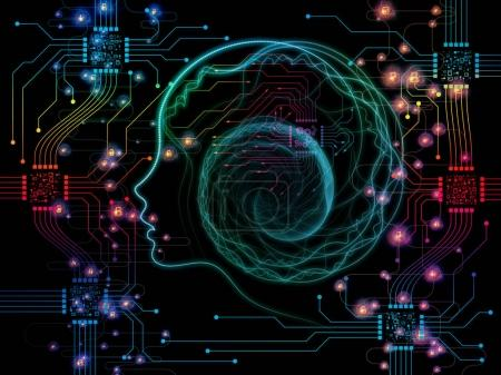 Unfolding of Machine Consciousness