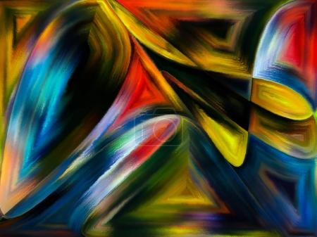 Geometry of Paint