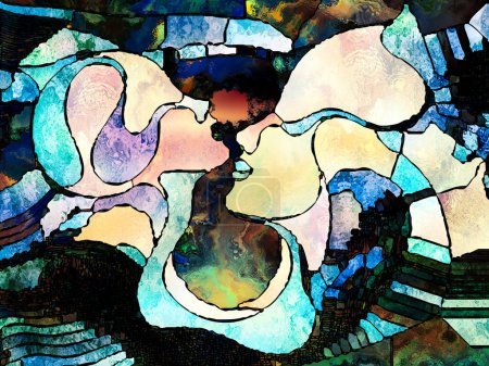 Fragmented Fusion of Our Souls