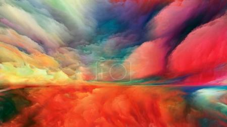 Virtual Abstract Landscape