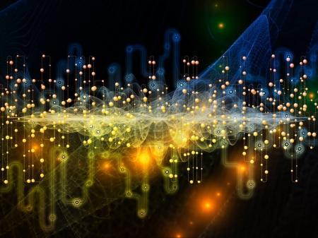 Stream of Data Flow