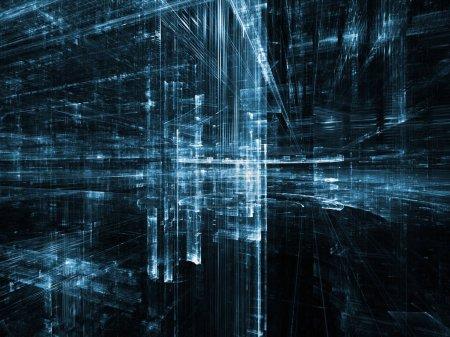 Forgotten Digital World