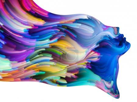 Toward Digital Paint