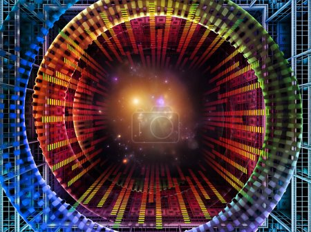 Synergies of Quantum Space