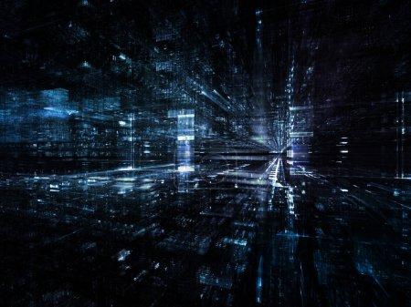 Visualization of Digital Digital World