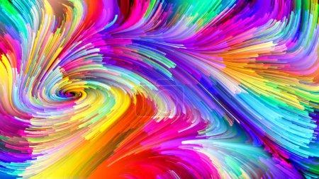 Realms of Liquid Color