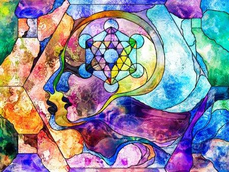 Conceptual Color Division