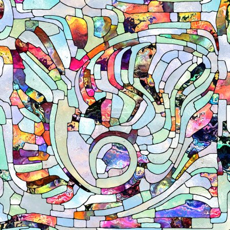 Stained Glass Background
