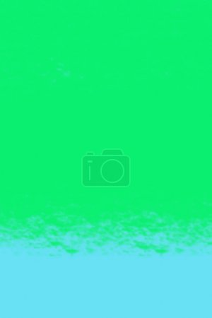 Photo for Simple, digitally painted background in bright colours - Royalty Free Image