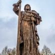 Постер, плакат: Monument to Holy Prince Vladimir the Great in Moscow