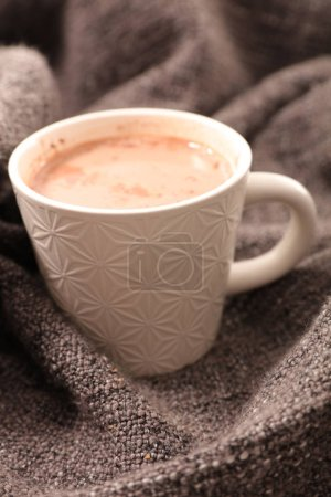 hot chocolate comfort