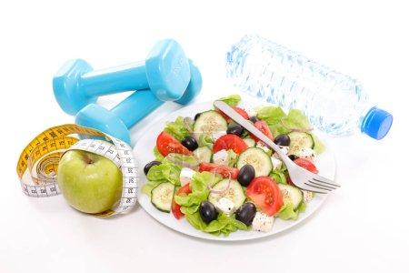 diet sport consept