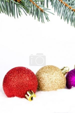 beautiful Christmas card background