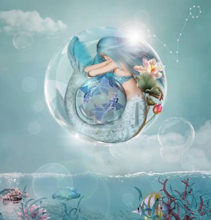 Zodiac series - Pisces