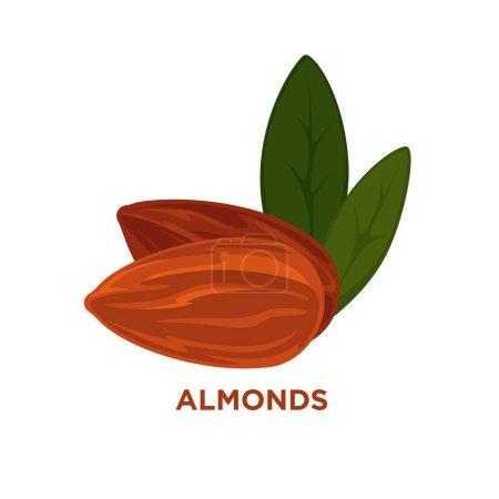 Helpful organic almond