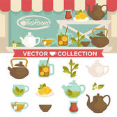 Flowers flat icon vector illustration