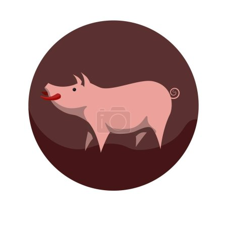 Chinese zodiac sign Pig