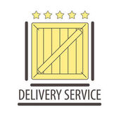 Best quality delivery logo