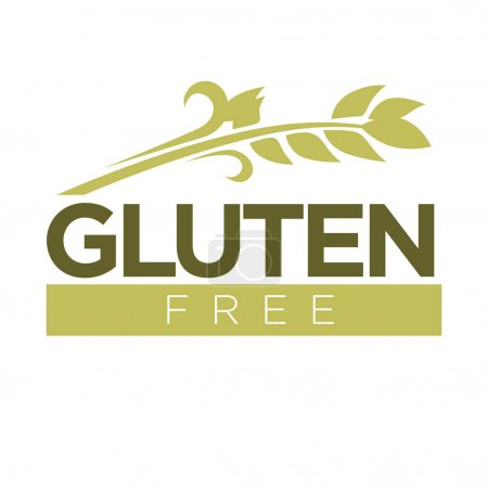 Gluten free in cereal grains logo