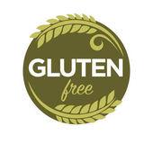 Gluten free in cereal grains logo