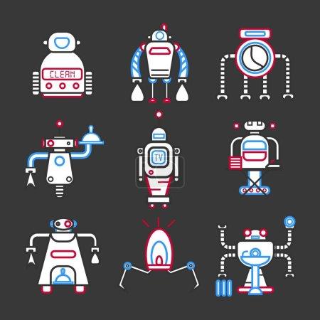 Futuristic automatic helpers