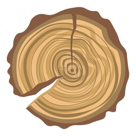 Woods rings vector
