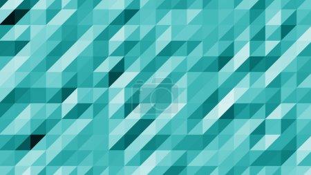 Foto de Azul brillo fondo abstracto. Ilustración. - Imagen libre de derechos