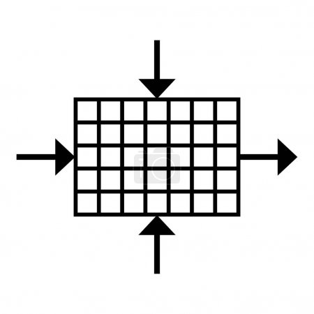 Systems theory symbol