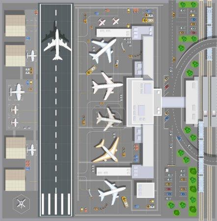 Aérogare de passagers