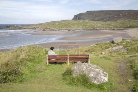 Glencolumbkille Beach; Donegal