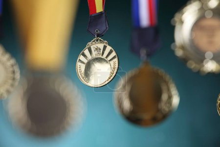 different sports medals