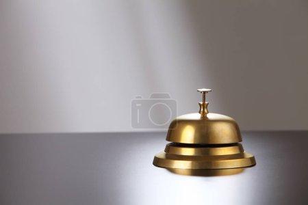 golden service bell