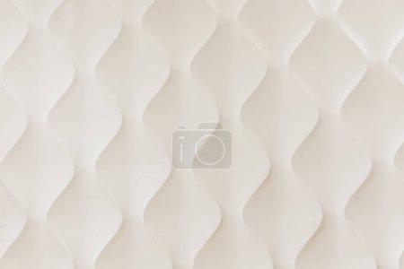 Foto de Superficie ondulada blanca, copiar espacio - Imagen libre de derechos