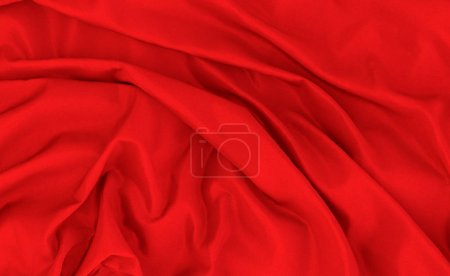 Photo pour Illustration de background.3d textile et tissu rouge - image libre de droit