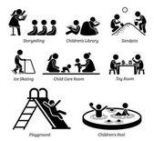 Children Recreational Facilities and Activities