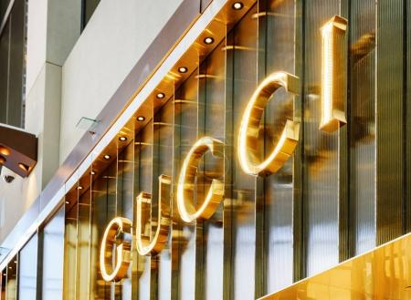 Logo of Gucci store the